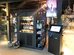 JutterSpeijs Tulip Inn kleine shop 3 m2