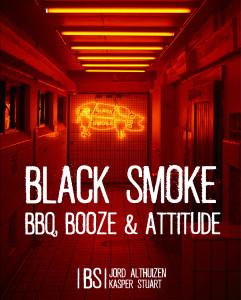 Black Smoke - cover