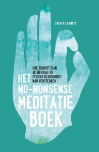 no-nonsense meditatieboek - cover